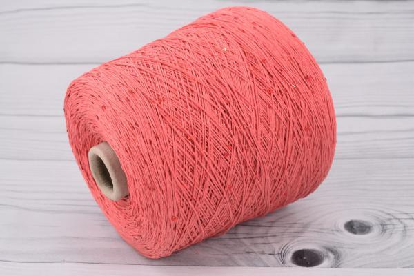 Cotton Pailette. E. Miroglio  | хлопок с пайетками