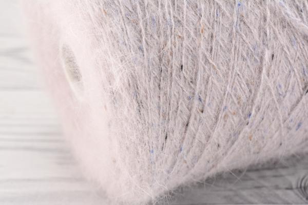 Angora Spiky tweed , Luxuri selection by Rigo | Ангора |Rosa antico