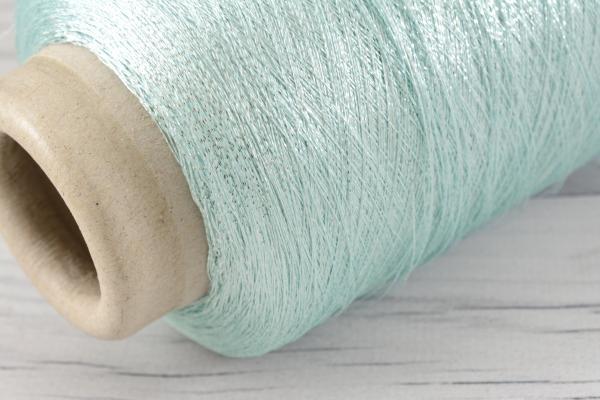 Image, Linea Piu|вискоза-люрекс|Ментоловый с серебром