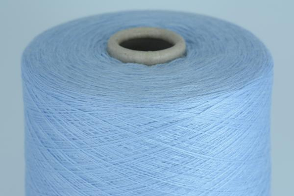 Cristall, Biella Yarn| Меринос - шелк - кашемир|голубой