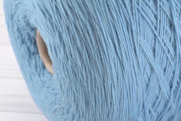 Merino 350 , Botto Giuzeppe | Меринос  100%| Голубой